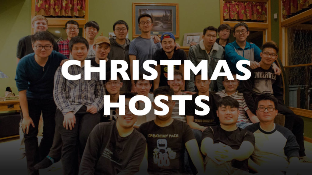 Christmas Hosts